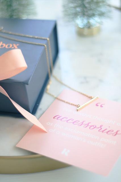 dainty jewelry, gold, designer, subscription box, rocksbox