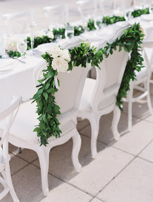 sweetheart table with chairs