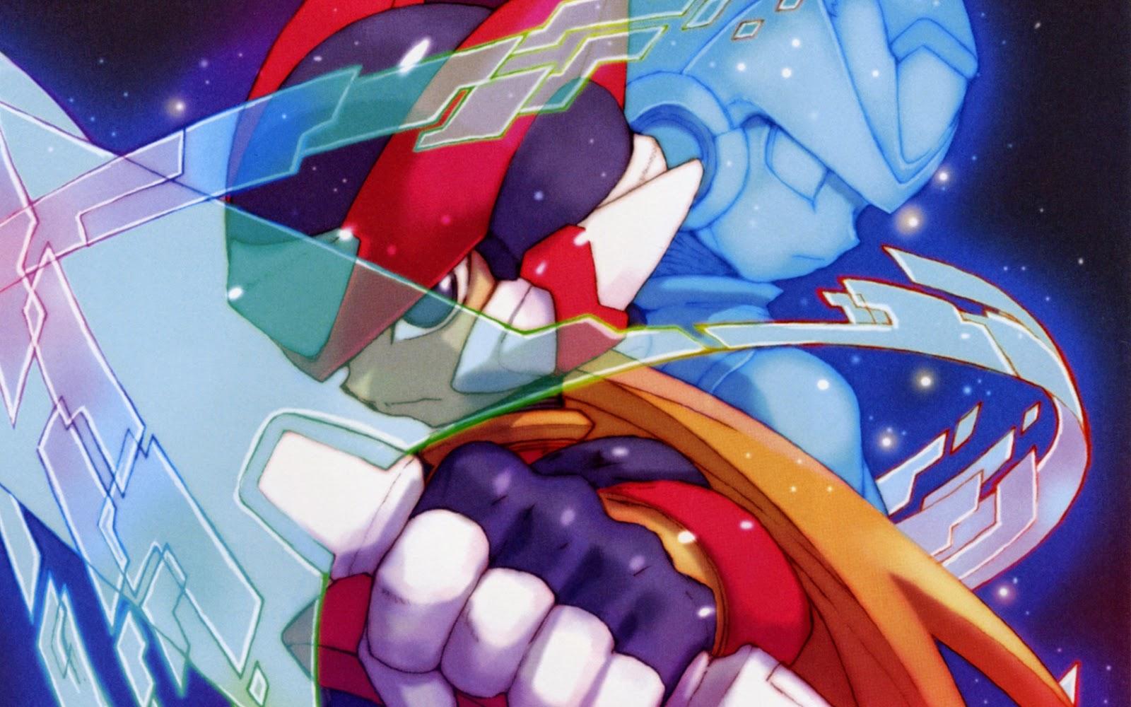 [Ficha Completa] Azure Striker Gunvolt - Gunvolt Megaman-zero
