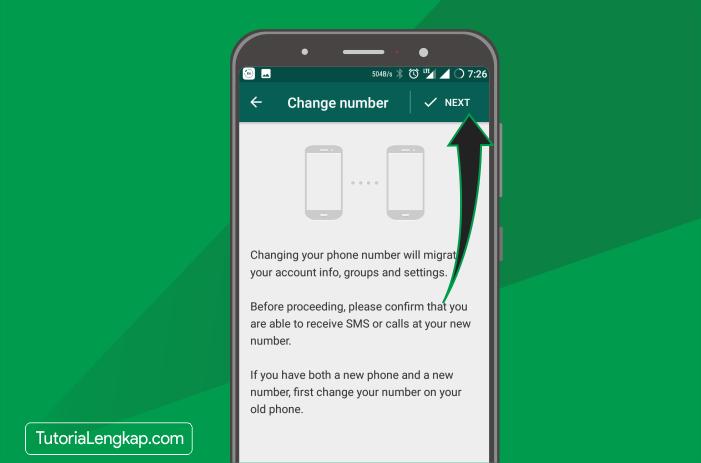 tutorialengkap 2 cara mengganti nomor whatsapp yang sudah mati