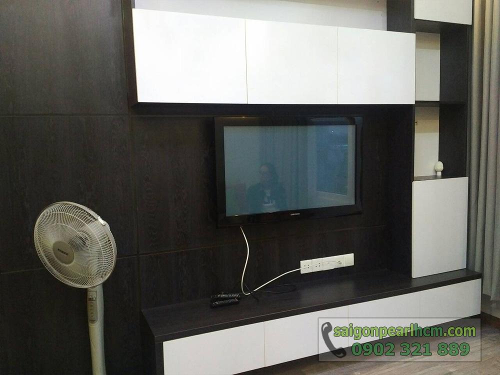 Saigon Pearl cho thuê căn hộ 2PN Topaz 2 tầng 9 - hình 5