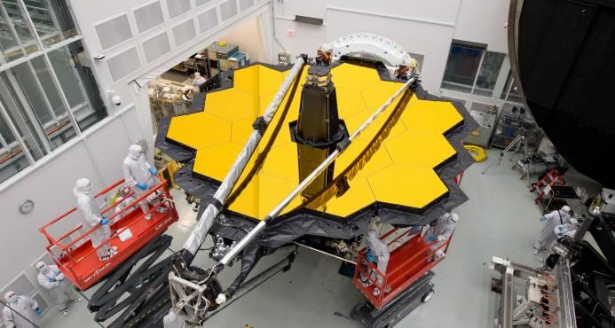 El telescopio James Webb dará a partir de 2019 una vista inédita del Universo