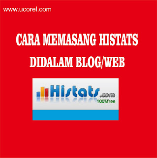 Cara Memasang Histats Di Blog