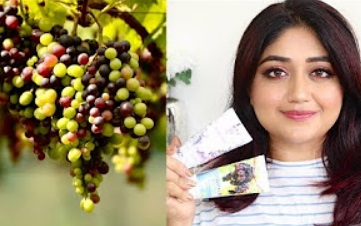 Skincare from Grapes! Introducing Gravitale