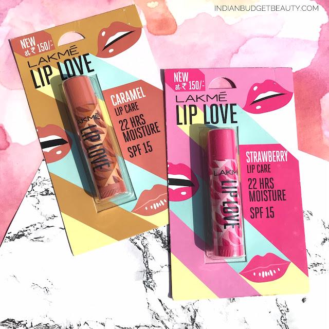 Lakme Lip Love Chapstick Review
