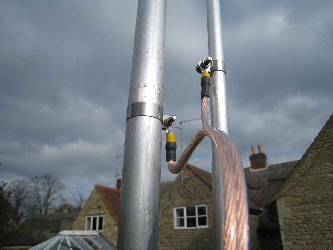 Design your Own Super J Pole HamRadio Antenas para tv