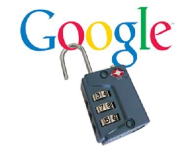 Verificación de dos pasos de Google