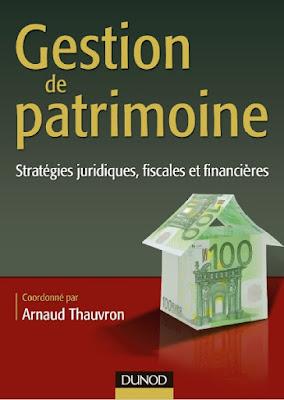Télécharger Livre Gratuit Gestion de patrimoine - Stratégies juridiques fiscales pdf