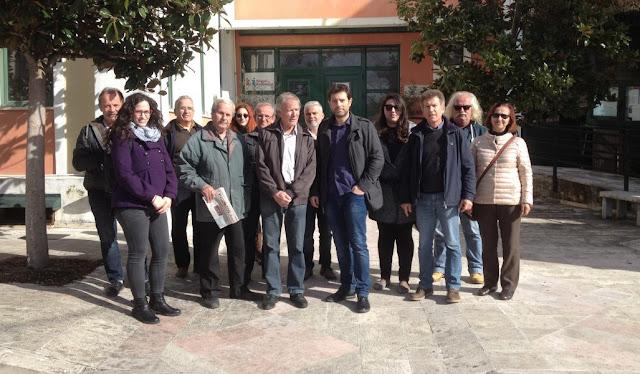 Θεσπρωτία: Περιοδεία στο παζάρι του Σαββάτου στην Παραμυθιά απο την Λαϊκή Συσπείρωση