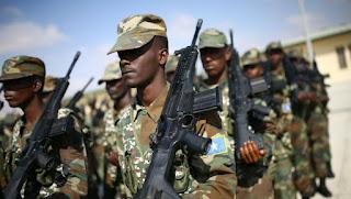 Somalia military court executes two Al-Shabaab assassins