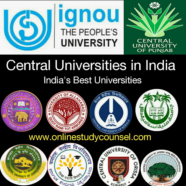 Central university of india