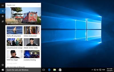 إصدار Windows 10 RTM متاح الآن للتنزيل باستخدام رمز التفعيل
