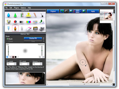 Screenshot Photoinstrument 7.6 Build 970 Full Version