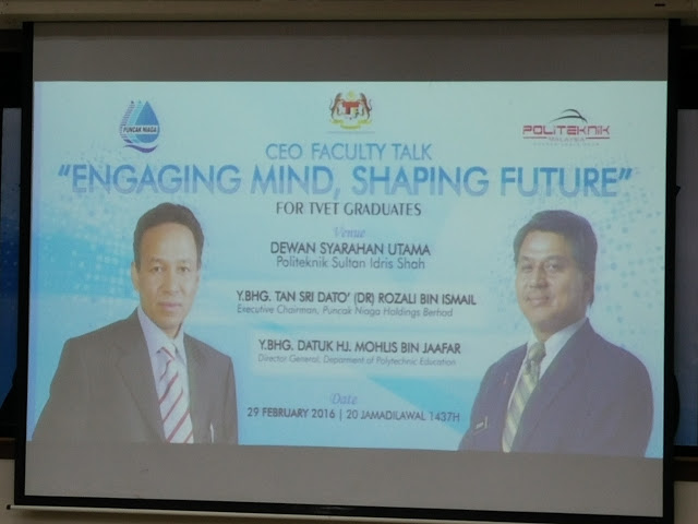 Tan Sri Dato' Dr Rozali Ismail di CEO Faculti Talk