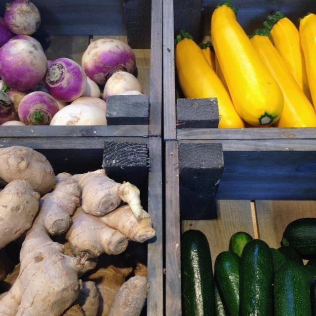 Keelham Farm Shop, Skipton, North Yorkshire