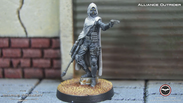 Icarus Miniatures Alliance Outrider 3