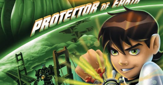 Ben 10 Protector of Earth Android PSP iso+cso Highly Compressed Game [PSP/PPSSPP]