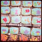 under%2Bthe%2Bsea - Homemade Frosted Cut-out Cookies