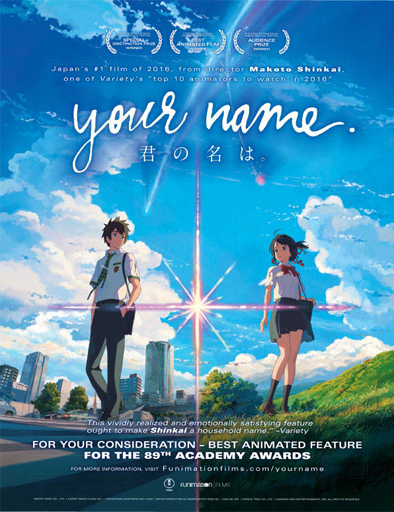 Ver Kimi no na wa (Your Name) (2016) Online