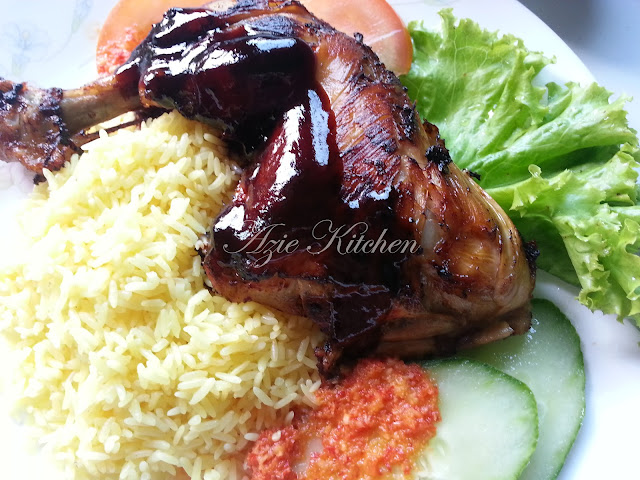 Nasi Ayam Kukus Nur Qaseh