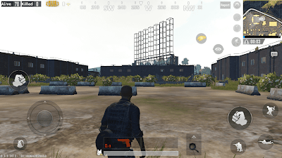The Best Landing / Loot Place for PUBG Mobile and Safer Hides