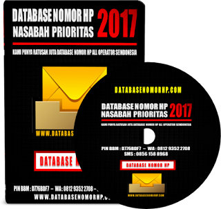 Database Nasabah Prioritas Deposito