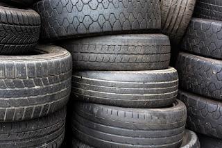 Aumenta el control en la recogida de neumáticos fuera de uso
