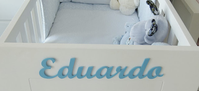 habitaciones de bebes decoracion