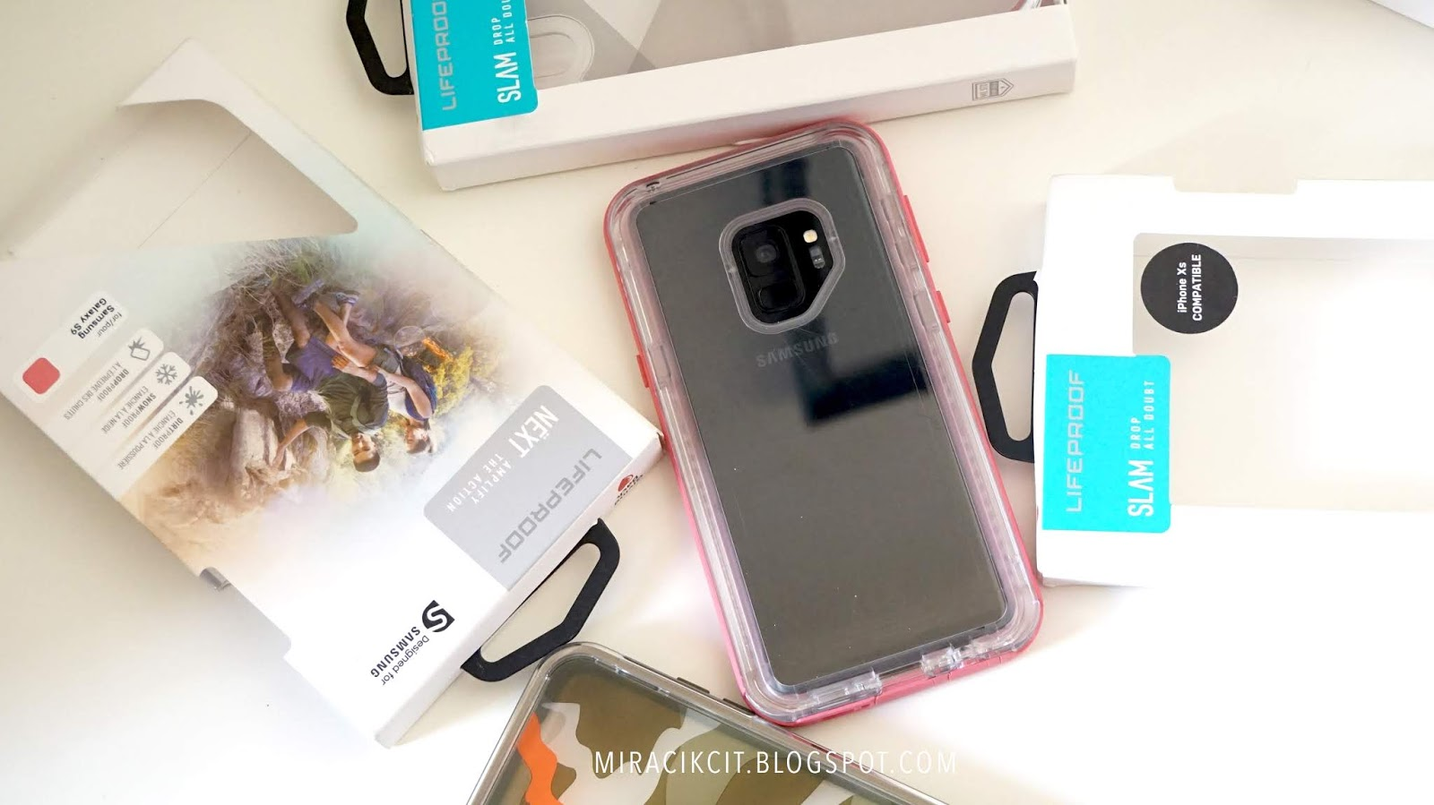 timeless design 84d51 7476c REVIEW: LIFEPROOF NEXT & SLAM CASES + GIVEAWAY | Scribbledydum ...
