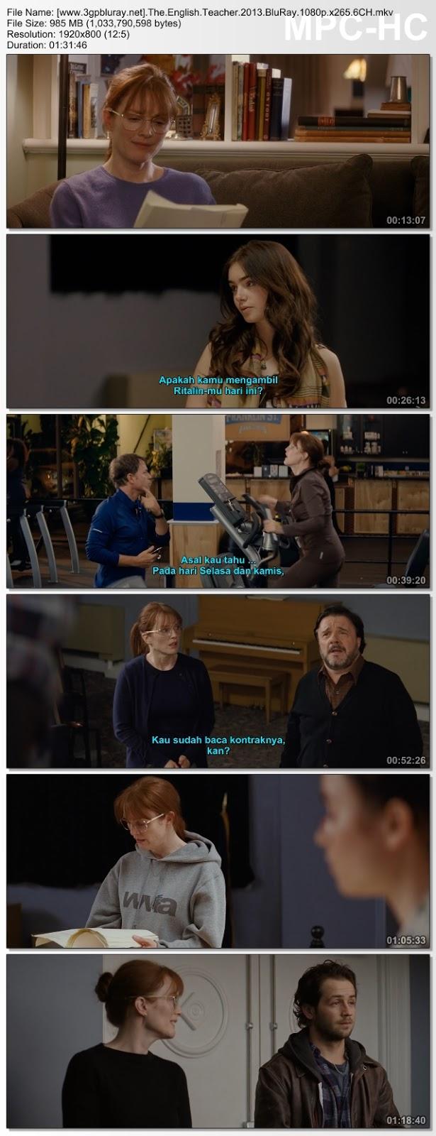 Screenshots Download Film Gratis Hardsub Indo The English Teacher (2013) BluRay 480p MP4 Subtitle Bahasa Indonesia 3GP