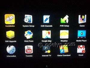 cara setting channel Openbox X5 HD,receiver digital,receiver hd