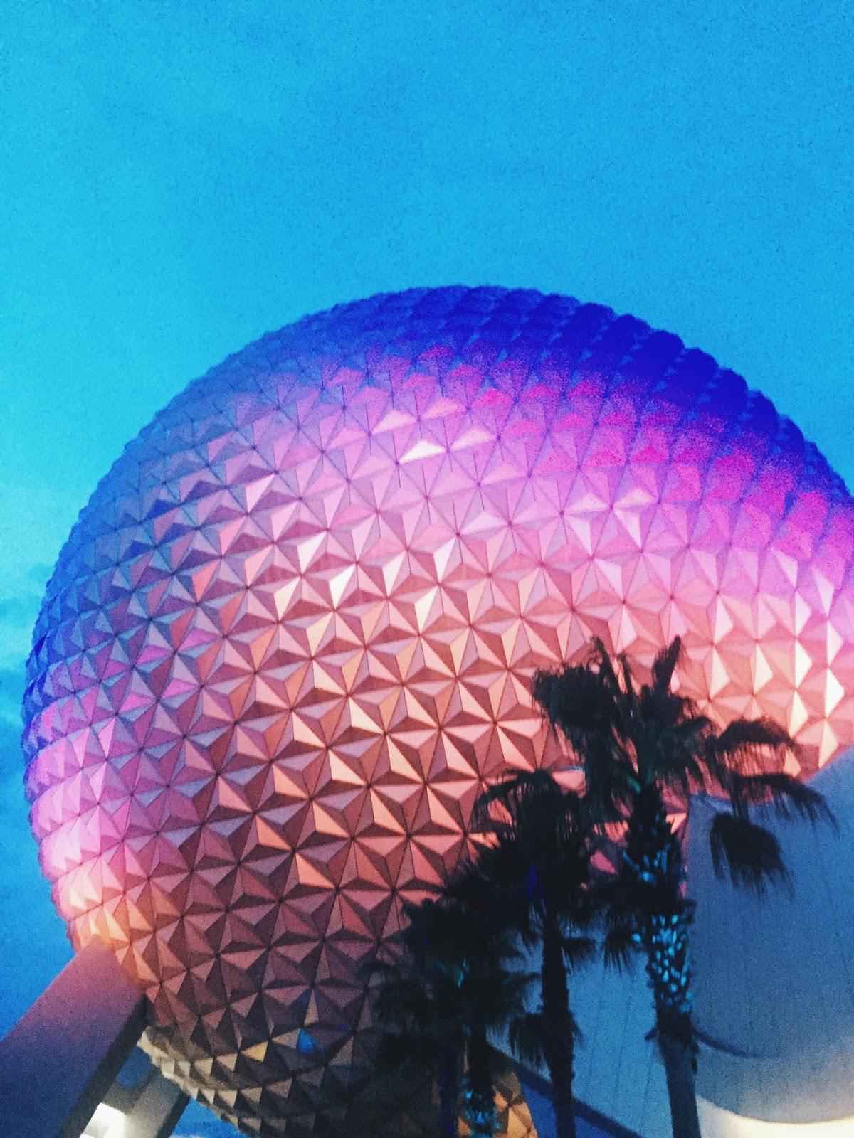 Disney Photo Diary | Epcot