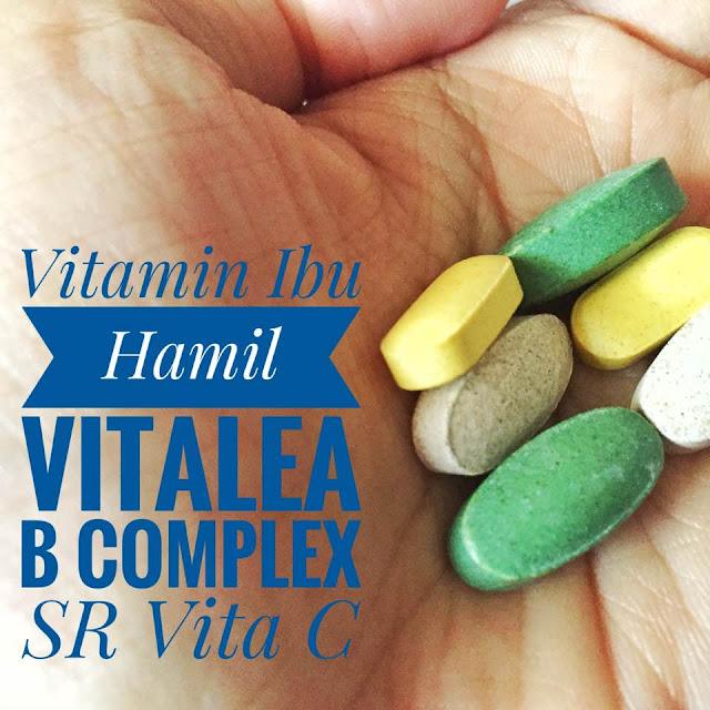 vitamin mengandung, vitamin ibu mengandung, vitamin ibu hamil yang bagus