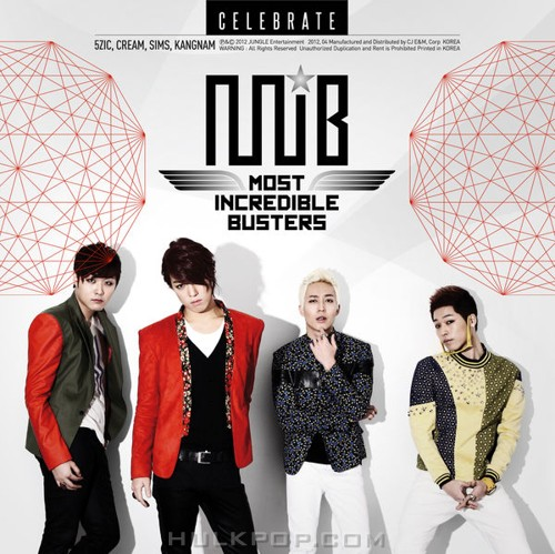 M.I.B – Celebrate – Single