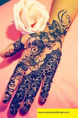 Beautiful Mehndi (Henna Hand Art) Designs
