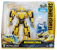 Hasbro Transformers Bumblebee Movie Nitro Series Bumblebee 001
