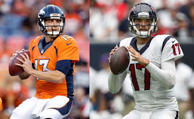 Osweiler struggles as Broncos cruise to 27-9 win