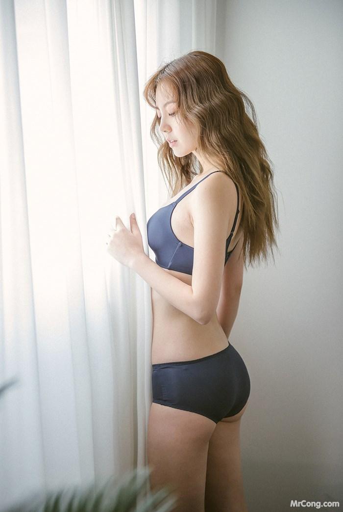Image Korean-Model-Lee-Chae-Eun-012018-MrCong.com-009 in post Người đẹp Lee Chae Eun trong bộ ảnh nội y tháng 01/2018 (143 ảnh)