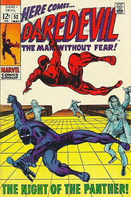 Daredevil #52, Barry Smith