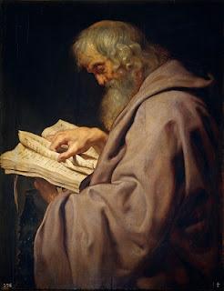Nomes bíblicos estrangeiros masculinos com X - Imagem: Simão - Peter Rubens