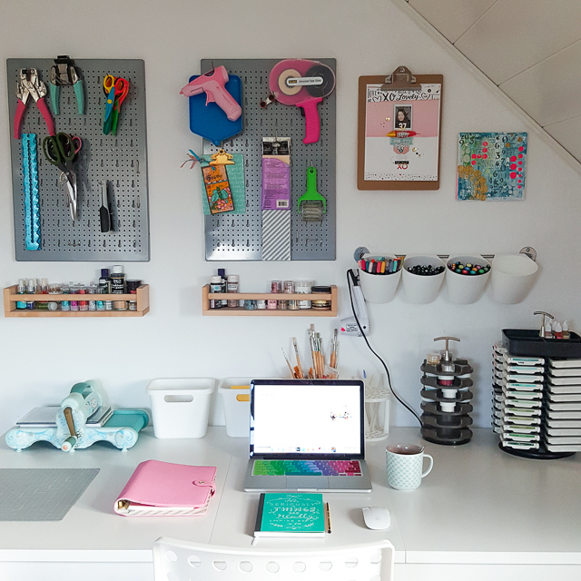 Craft Room Janna Werner | Kreativzimmer