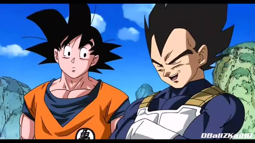 Ver $OVA 03: Goku y sus amigos regresan Online