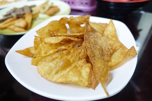 王牌健康素素食炸物、脆脆餅