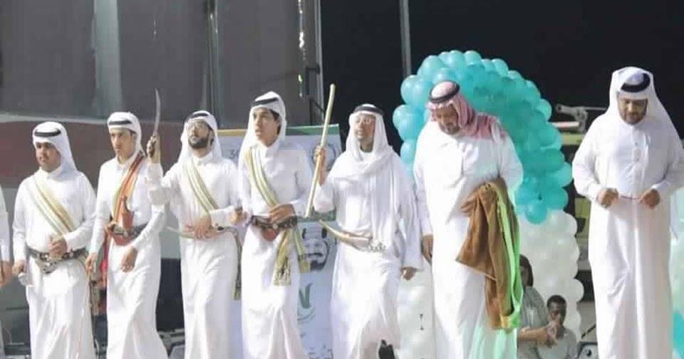 محافظة بارق تحتتفل باليوم الوطني   زوايا الإخبارية