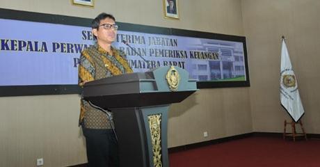Berdasarkan LHP BPK, Gubernur Irwan Prayitno Akui SPJ Fiktif Setiap Tahun Ditemukan