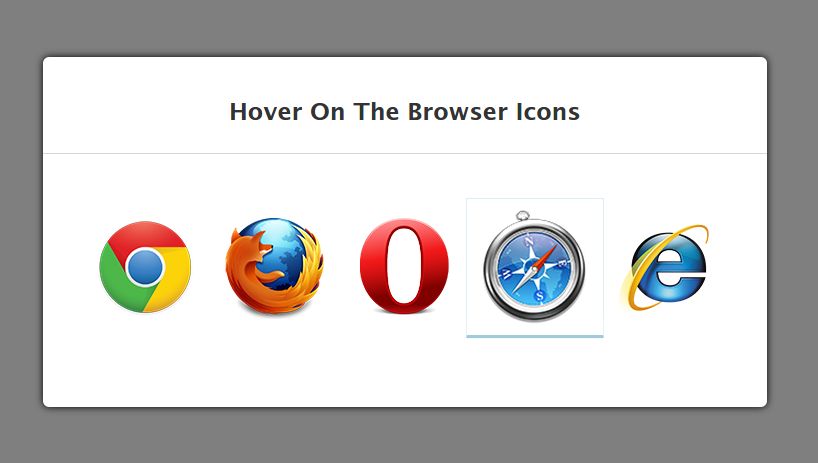 Zoom Hover Effect with CSS3 Only   CSS3 (Web Designing)