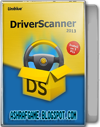 Uniblue driverscanner review.
