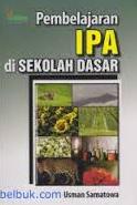 Buku Pendidikan IPA di SD