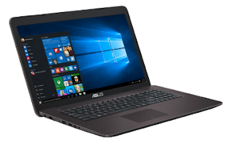 Asus F756U Drivers windows 10 64bit