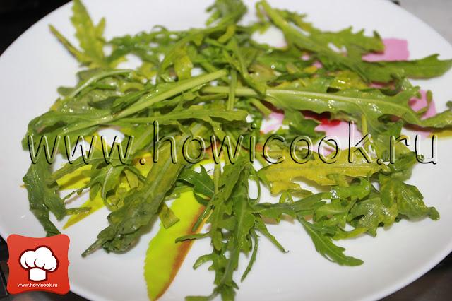рецепт вкусного салата со свеклой, фетой и кедровыми орешками